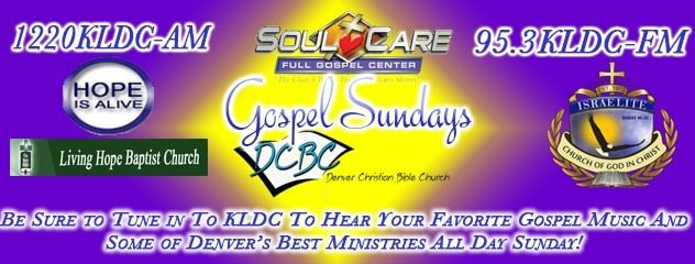 Gospel Sundays on KLDC